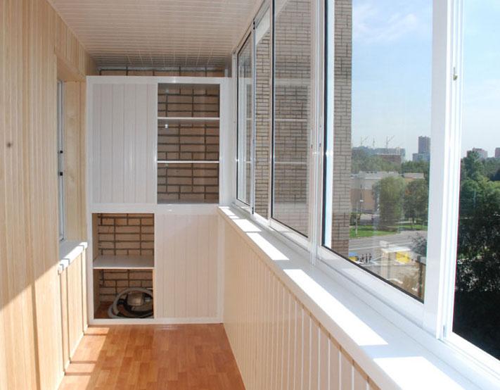 Холодный балкон отделка своими руками 292