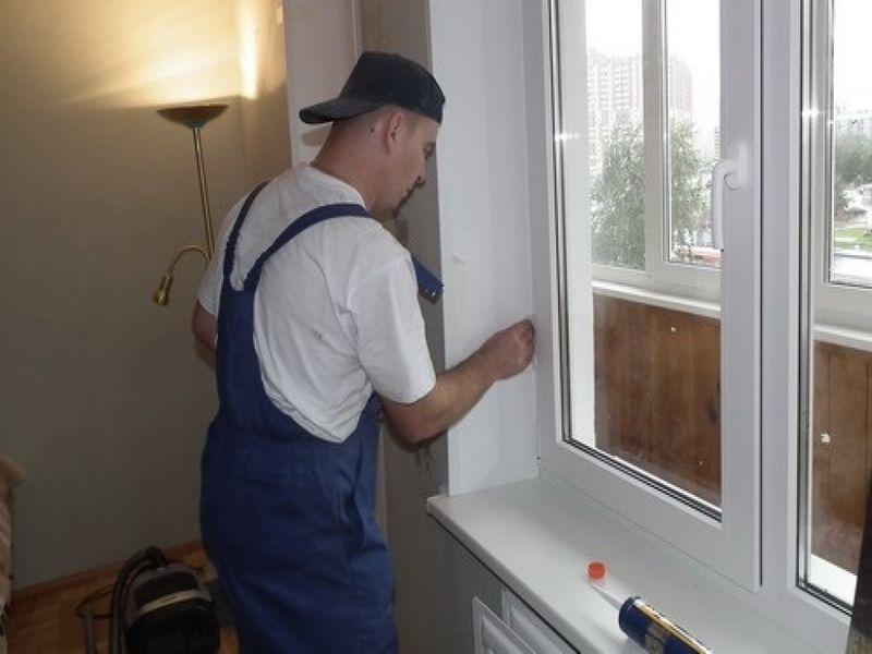 ремонта пластиковых окон в СПб
