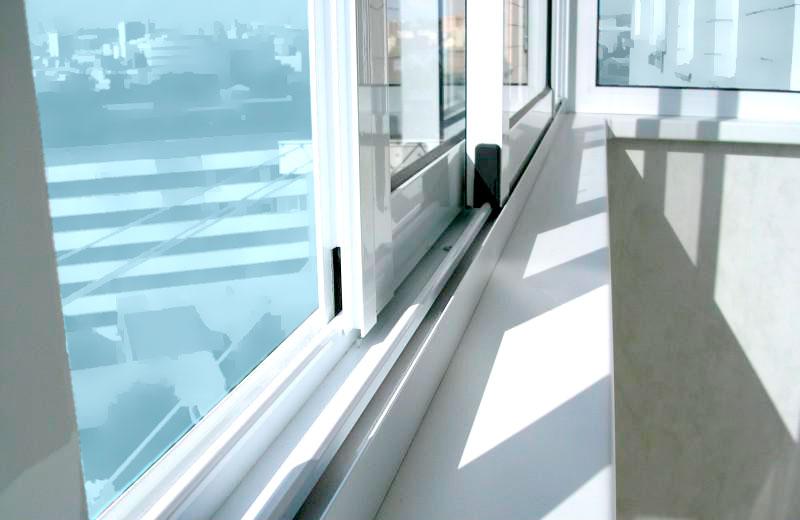 alum balkon