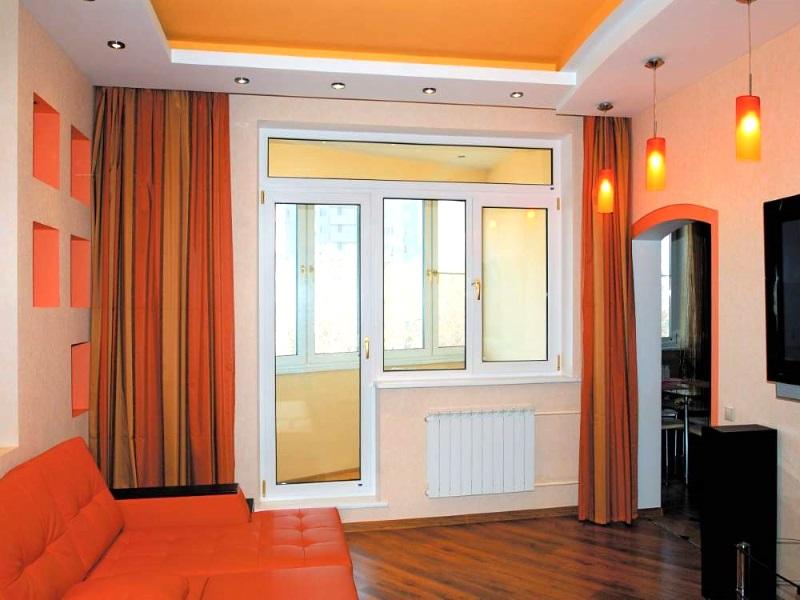 dveri balkon