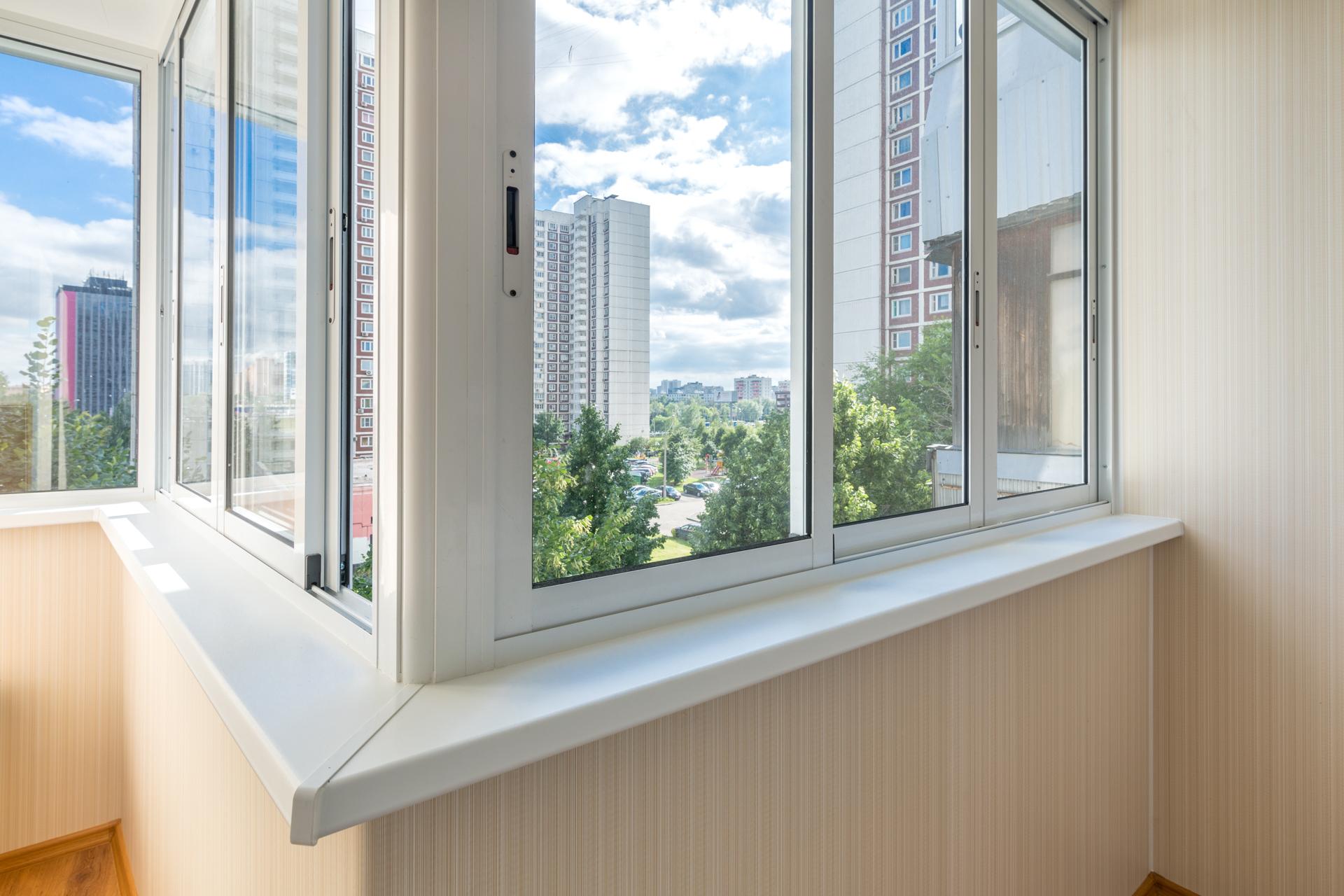 holodnoe osteklenie balkonov